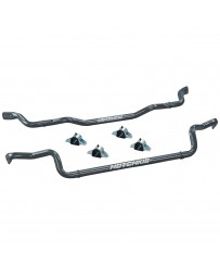 Hotchkis 2008-2010 Mitsubishi EVO X Sport Sway Bar Set from Hotchkis Sport Suspension