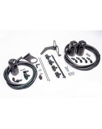 R35 GT-R Radium Engeneriing Triple Catch Can Kit