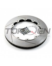 R33 StopTech ST40 Replacement Slotted 332x32mm BBK Aero Rotor - LEFT