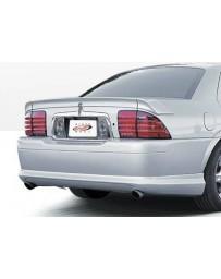 VIS Racing 2000-2003 Lincoln Ls Sedan Custom Lsc Rear Lip Polyurethane