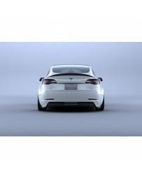 Artisan Spirits Black Label Rear Diffuser (FRP) - Tesla Model 3 2017+