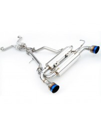 G37 370GT Invidia Gemini Cat-Back Exhaust System