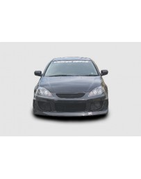 ChargeSpeed 05-06 RSX DC-5 Kouki Front Bumper (Japanese FRP)
