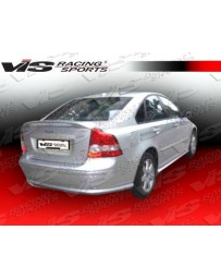 VIS Racing 2001-2004 Volvo S 40 4Dr Euro Tech Rear Lip