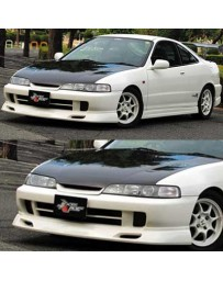 ChargeSpeed Integra JDM Front Lip (Japanese FRP) JDM Version