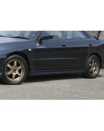 ChargeSpeed 94-01 Integra DB-8 4Dr. Side Skirts Pair