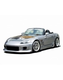 ChargeSpeed S2000 AP-1/2 Front Bumper (Japanese FRP)