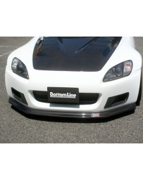 ChargeSpeed S2000 AP-1 Bottom Lines Carbon Front Lip