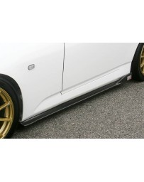 ChargeSpeed S2000 AP-1/2 Bottom Line Side Skirts FRP