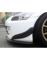 ChargeSpeed S2000 AP-2 Front Canard FRP (Japanese FRP)