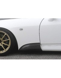 ChargeSpeed S2000 AP1 AP2 Side Cowl Fender Siide Carbon