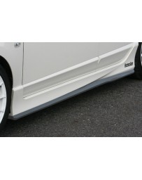 ChargeSpeed 06-10 Civic FD2 JDM Side Skirts Carbo