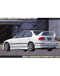 ChargeSpeed 96-98 Civic Coupe/ Sedan EK Rear Skirt