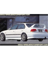 ChargeSpeed 96-00 Civic Coupe/ 4Dr. EK Rear Bumper