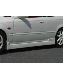 ChargeSpeed 96-00 Civic Coupe/ HB EK Side Skirts