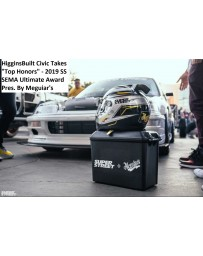 ChargeSpeed 90-91 Civic EF9 HB Kouki Front Spoiler FRP