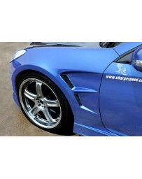 ChargeSpeed Genesis Coupe Front Fenders
