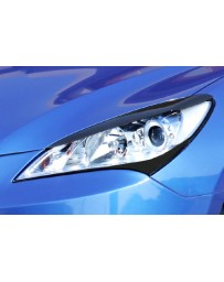 ChargeSpeed Hyundai Genesis Coupe Eye Brows Upper and Lower