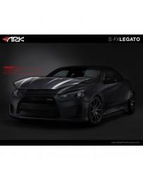 ARK Performance Legato Hood Hyundai Genesis Coupe (10-12)