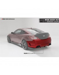 ARK Performance S-FX Rear Wide Body Kit Hyundai Genesis Coupe (10-12)