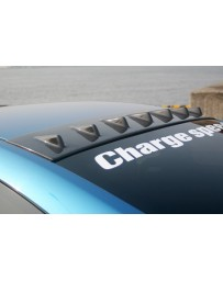 ChargeSpeed 03-07 Infiniti G-35 Coupe Vortex Generator Carbon