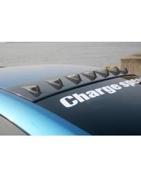 ChargeSpeed 03-07 Infiniti G-35 Coupe Vortex Generator FRP