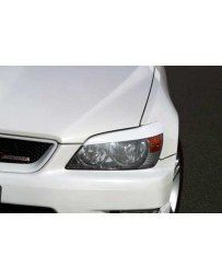 ChargeSpeed Lexus IS-300 Carbon Eye Brows