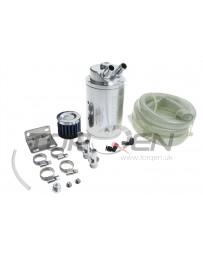 370z P2M Oil Catch Tank w/ Breather Filter, 480cc