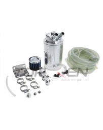 Nissan GT-R R35 P2M Oil Catch Tank with Breather Filter, 480cc