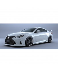 Artisan Spirits Black Label 6P Kit (FRP) - Lexus RC 300 F-Sport (ASC10) 2018-