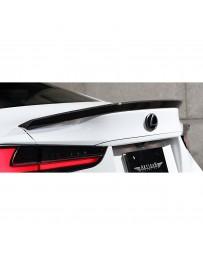 Artisan Spirits Black Label Trunk Spoiler (FRP) - Lexus RC 300 F-Sport (ASC10) 2018-