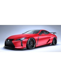 Artisan Spirits Black Label GT Full Kit w/Wing (FRP) - Lexus LC500 2017-
