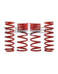 370z Tanabe Sustec NF210 Supreme Comfort Lowering Springs