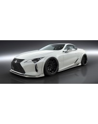 Artisan Spirits Black Label Front Under Spoiler (FRP) - Lexus LC500 2017-