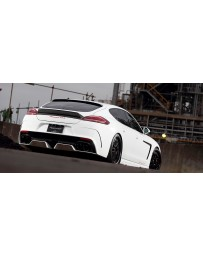 Artisan Spirits Sports Line ARS Rear Bumper Kit (FRP) - Porsche Panamera GTS/Turbo 970CXPA 15-16