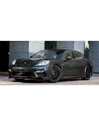 Artisan Spirits Sports Line ARS 4 pc Kit (CFRP) - Porsche Panamera Turbo 970CWBA 2009-2014