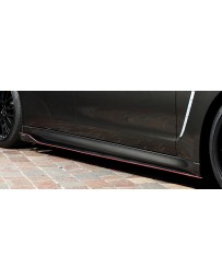 Artisan Spirits Sports Line ARS Side Under Spoiler (FRP) - Porsche Panamera Turbo 970CWBA 2009-2014