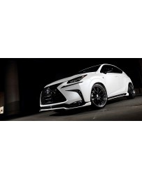 Artisan Spirits Black Label 3 pc Kit - Lexus NX 200t/300h F-Sport 2014-2016