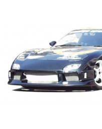 ChargeSpeed 1993-1998 Mazda RX7 FD Front Bumper