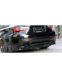 Artisan Spirits Z's Sports Line Exhaust (Ti Body/ Ti Tip) - Lexus RC-F USC10 14-18