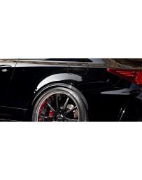 Artisan Spirits Black Label Rear Fender Arch Mold (CFRP) - Lexus RC-F USC10 14-18