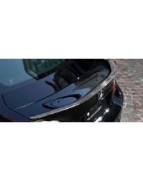 Artisan Spirits Black Label Trunk Spoiler (CFRP) - Lexus RC-F USC10 14-18