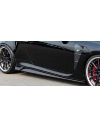 Artisan Spirits Black Label Side Spoiler (CFRP) - Lexus RC-F USC10 14-18