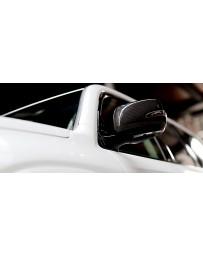 Artisan Spirits Black Label Mirror Cover (CFRP) - Lexus LX570 2015-