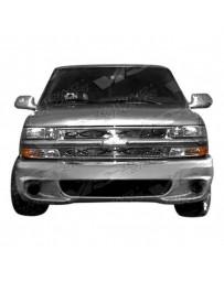 VIS Racing 1992-1999 Gmc Yukon 4Dr Lighting Style Front Bumper