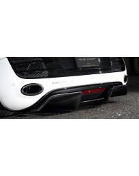 Artisan Spirits Sports Line Rear Diffuser (FRP) - Audi R8 V8