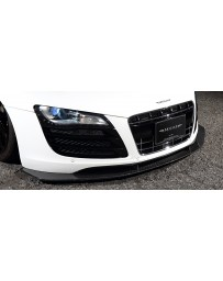 Artisan Spirits Sports Line Front Diffuser (FRP) - Audi R8 V8/V10 ABA-42 (MC After 2013- / Before 2006-2012)