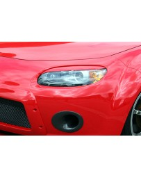 ChargeSpeed 2006-2015 Miata Eye Lids Carbon