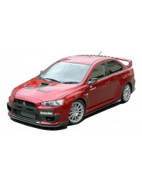 ChargeSpeed 11-16 Evo X Bottom Line Type 2 FRP Lip Kit