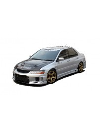 ChargeSpeed Evo VII, VIII & IX Type-2 Full Kit No Diffuser